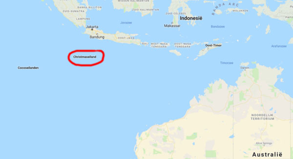 Where Is Christmas Island.Travel And Dive Story Of Christmas Island In Australia